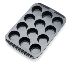 Flexibake 12-Cup Muffin Pan